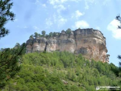 Escalerón,Raya,Catedrales de Uña;gr 86 charca verde la pedriza rutas en madrid sierra oeste de mad